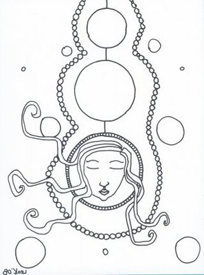 Coloring Page Etsy