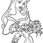 Princess Aurora Disney coloring pages