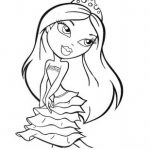 Brats Princess coloring pages